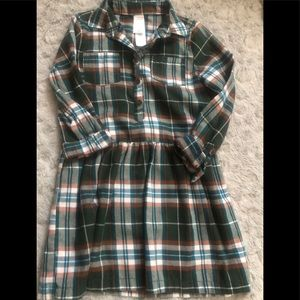 Other - Plaid Top/Dress
